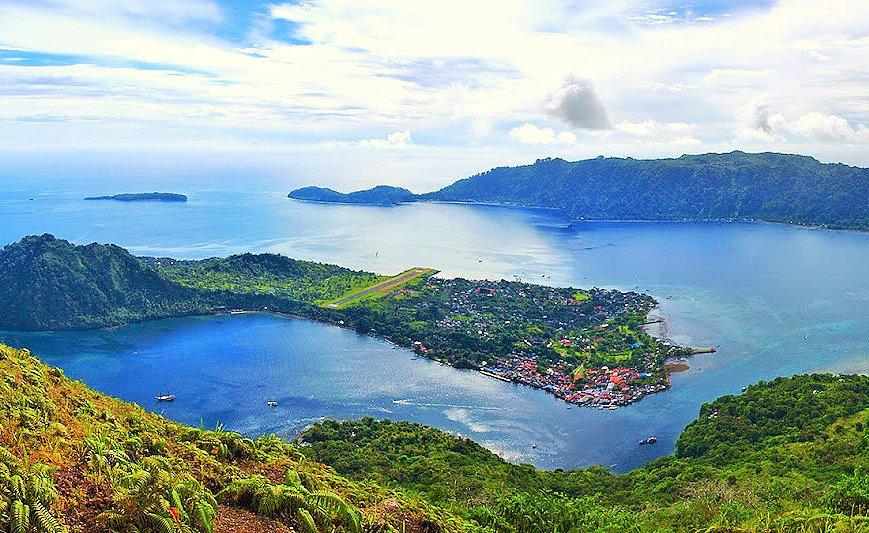 Wisata Terkenal di Maluku